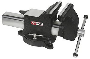 "Тиски 4"" 100 мм, KS Tools"