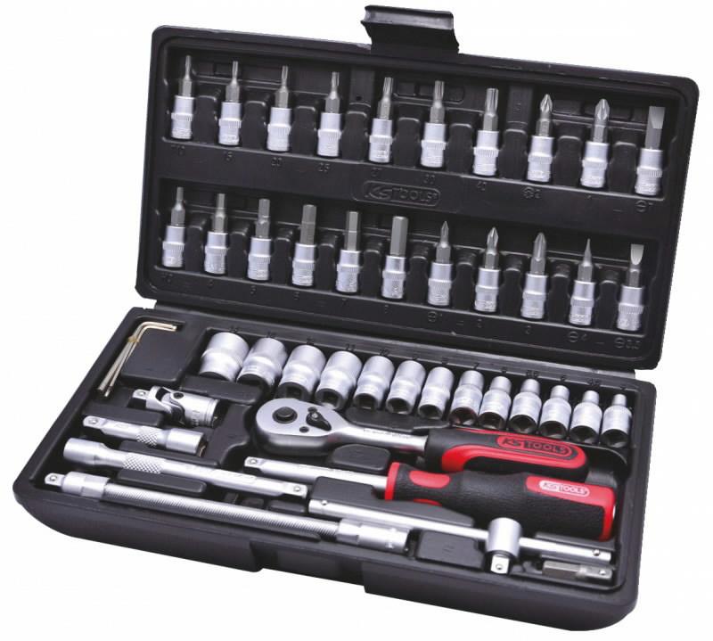 """padrun kmpl 1/4"""" 48-osa CLASSIC, KS Tools"""