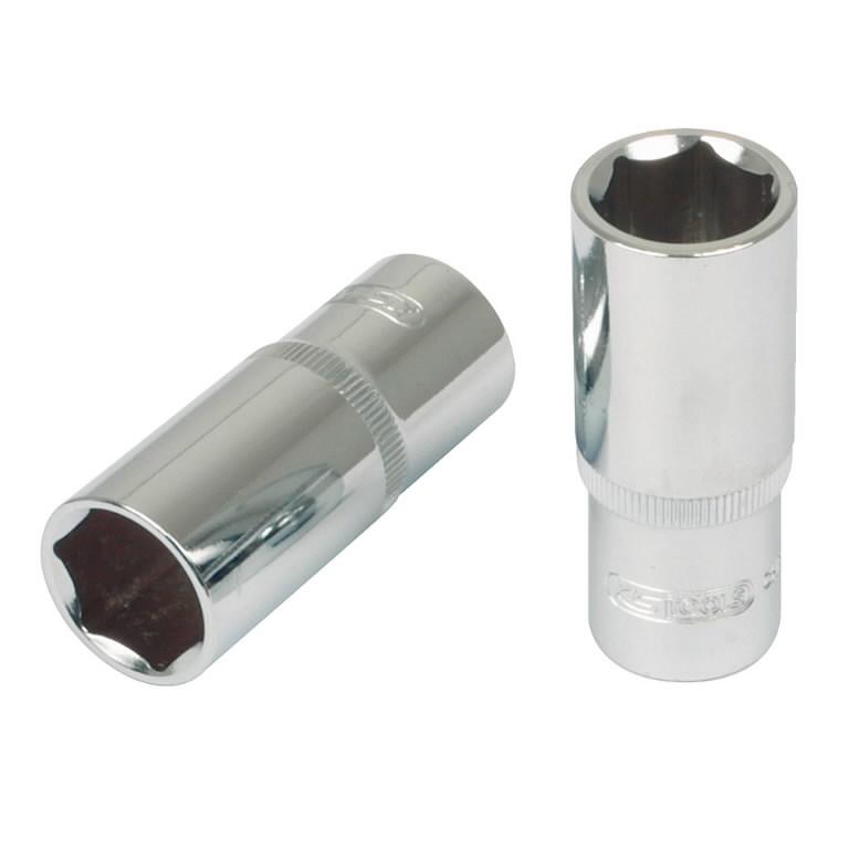 """padrun 1/2"""" 22mm pikk CHROME+, KS Tools"""