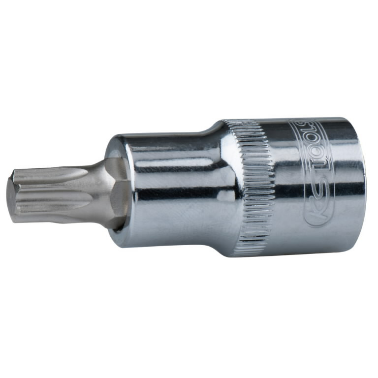 Antgalis galvutė 1/2´´ TX-T25  CHROME+, KS tools