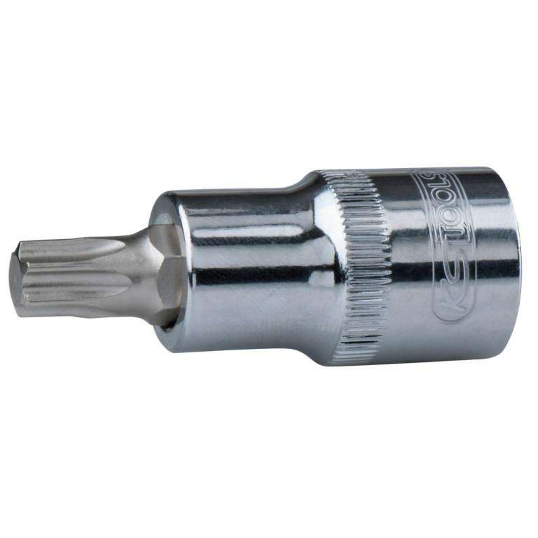 Antgalis galvutė  1/2´´ TX-T40  CHROME+, KS tools