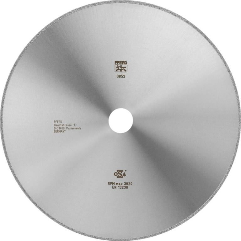 Teemantketas 400x4,5x40mm D852 GA D D1A1R, Pferd