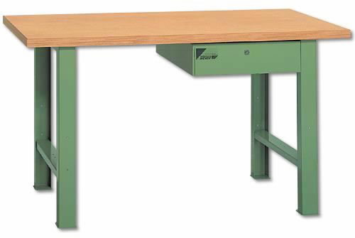Workbench with 1 drawer 1500mm, Metec
