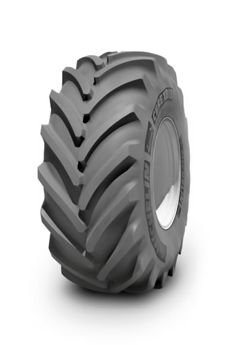 Riepa  CEREXBIB 520/80R26 168A8, MICHELIN