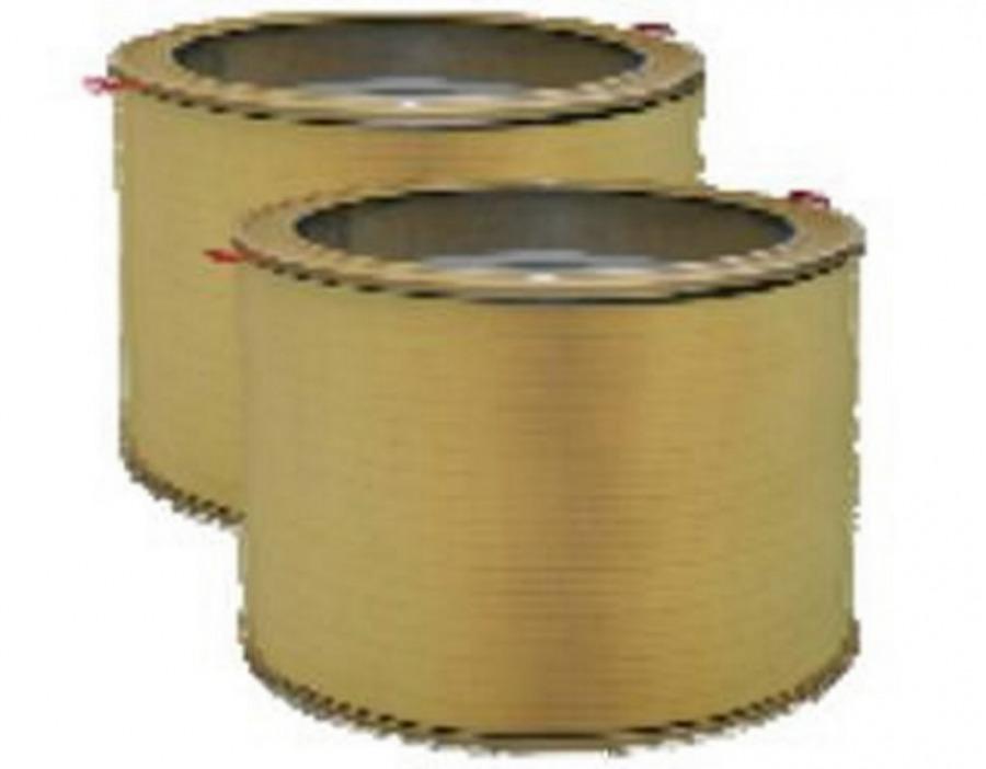 filtrielement FCC150 kmpl 2tk, sobib ka Push-Pull-ile, Plymovent
