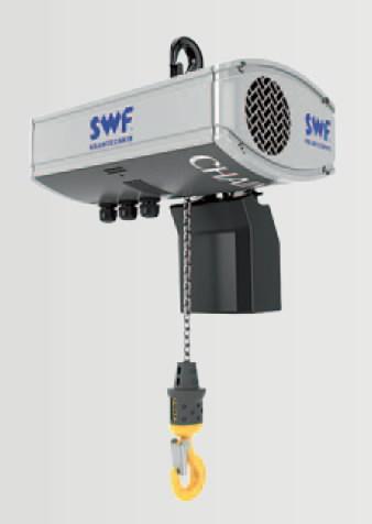 Kett-telfer CC1-045.2P-F SWF Krantechnik, Certex