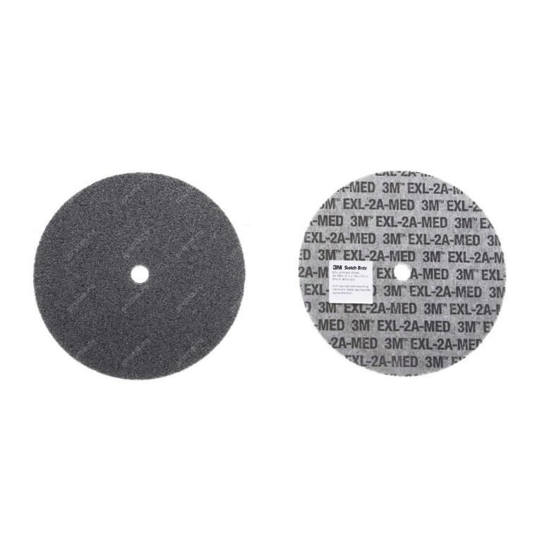Scotch-Brite XL-UW užbaigimo diskas 2A MED 150 x6 x12,7mm, 3M