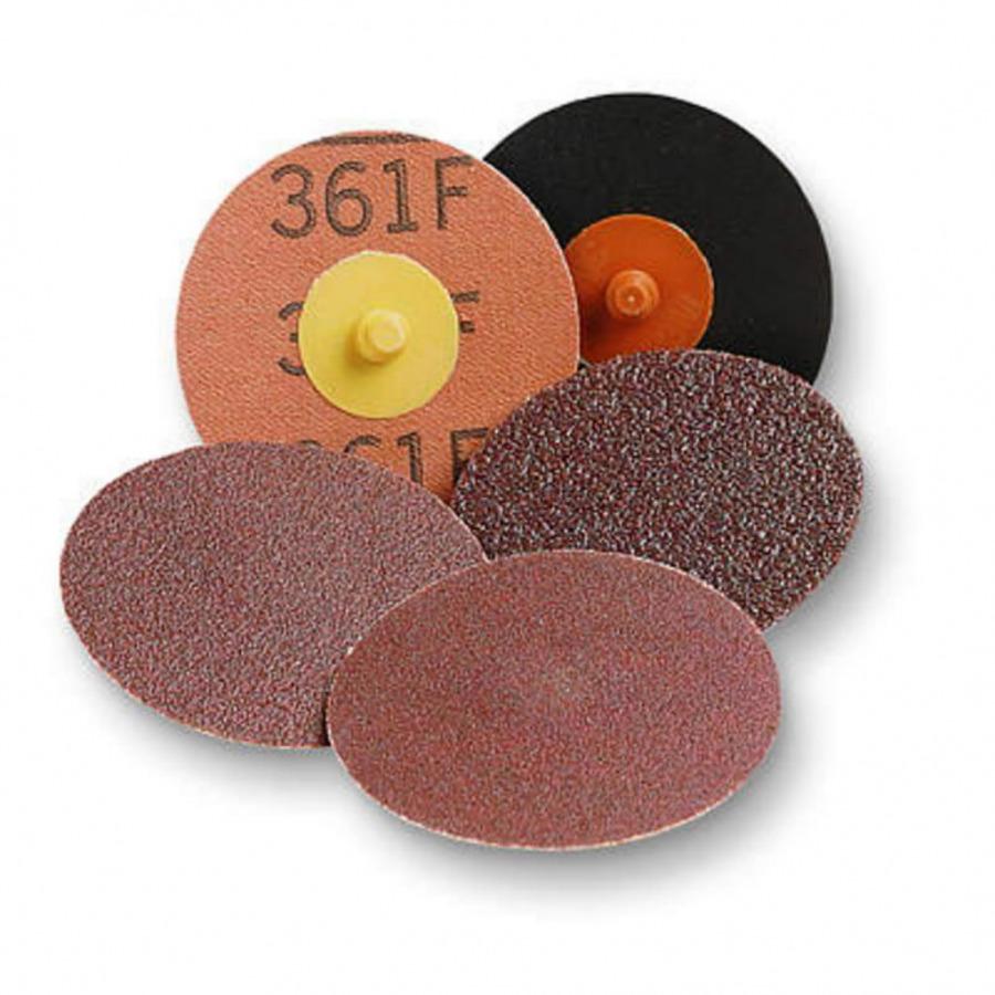 Roloc disc 361F P60 orange 75mm, 3M