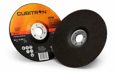 Lihvketas 150x4,2x22,23mm Cubitron II T27, 3M
