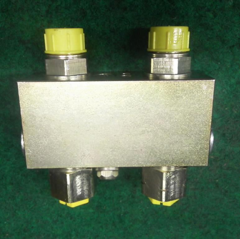 Vožtuvas hidraulinės sistemos, kontrolės, John Deere