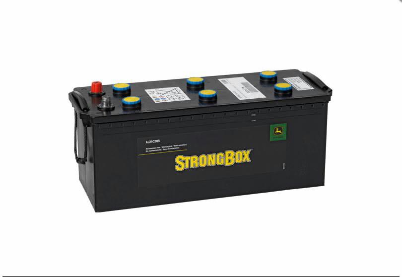 batteri 154Ah 1150Amp 512x188x193mm, John Deere