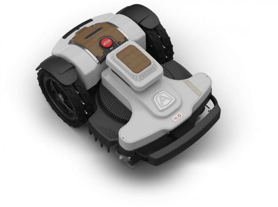 Robotniiduk 4.0 Elite Extra Premium, Ambrogio