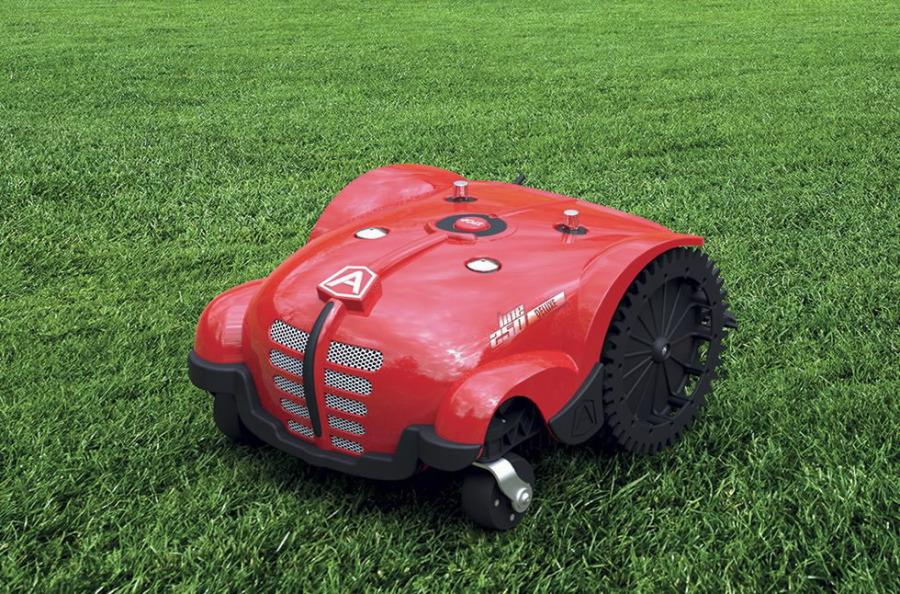 Robotniiduk L250 Deluxe, Ambrogio