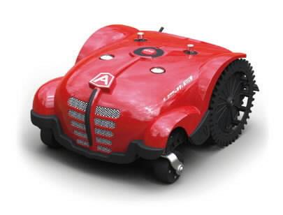 Vejos robotas L250i ELITE S+, Ambrogio