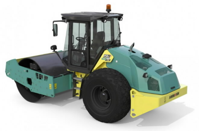 Soil compactor ARS110 HX, ACE Force, Stage 5