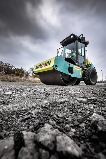 Gruntinis vibrovolas  ARS 70, ACE Force, Stage 5, Ammann