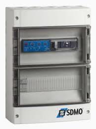 Automaatkäivituspaneel ATS 100A 240V, SDMO
