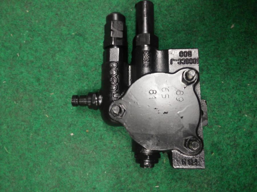 Vožtuvas hidraulinės sistemos, valdymo, John Deere