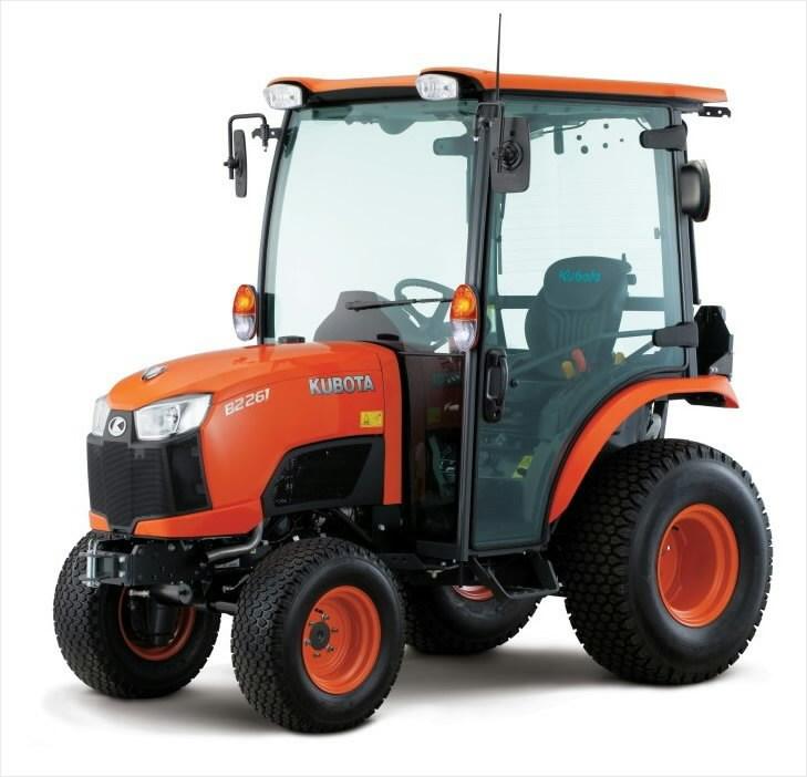Tractor  B2261, Kubota