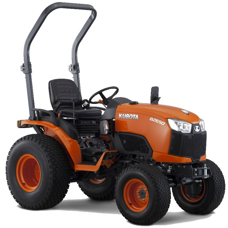 Traktorius   B2650 - Manual, Kubota