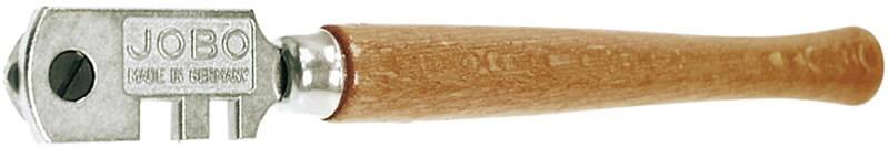 klaasinuga JOBO puidust käepide Bohle