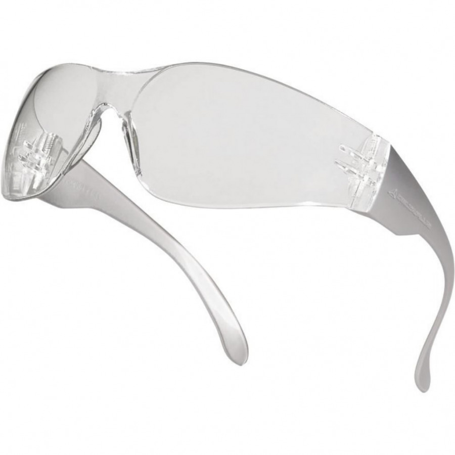 BRAVA2 protective glasses, clear lens, clear frame, Venitex