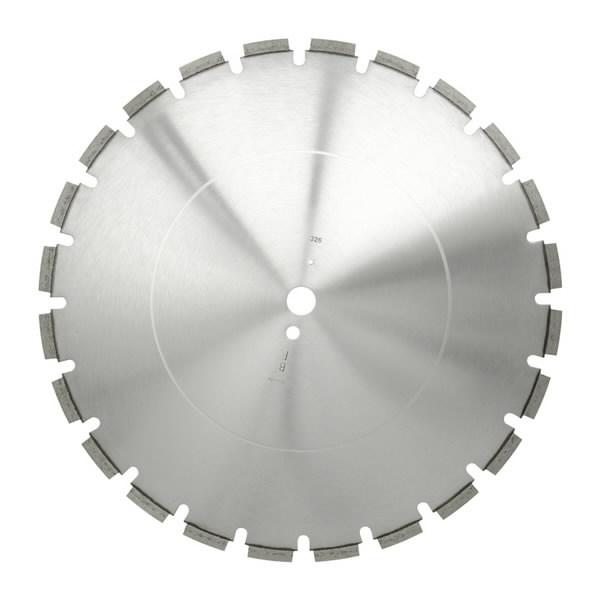 Deimantinis diskas BLS10 500mm x25,4 armuotam betonui, Dr.Schulze