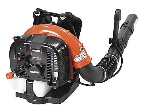 Power blower ECHO PB-770, Echo
