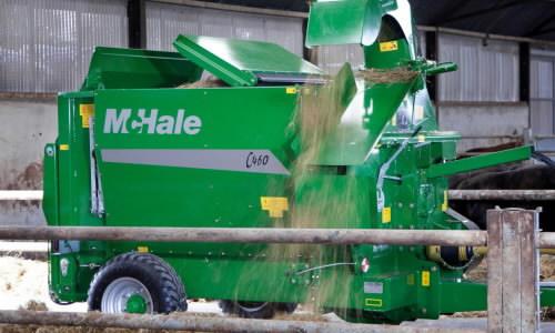Rullipurustaja McHale C460, Mchale