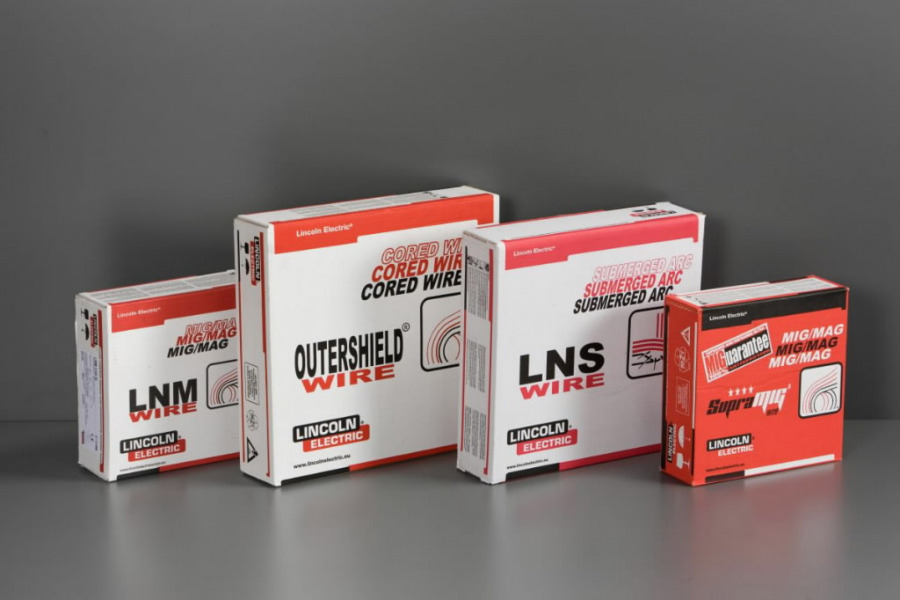 Suvirinimo viela UltraMag RW SG2 1,0mm 15kg, Lincoln Electric