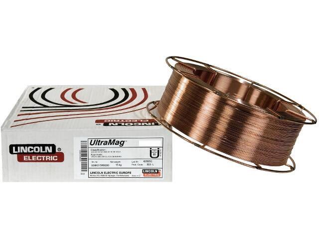 keev.traat SG2 1,2mm 15kg RW UltraMAG, Lincoln Electric