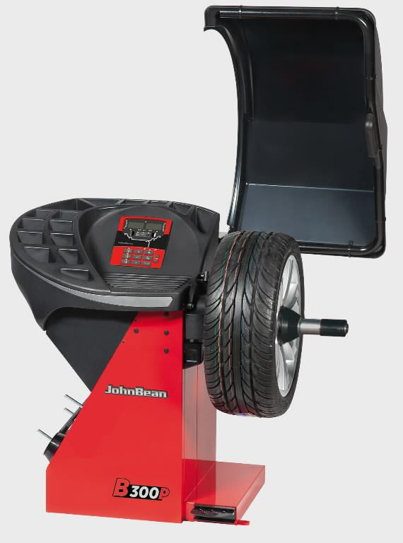 Elektroninės ratų balansavimo staklės B300 P , John Bean
