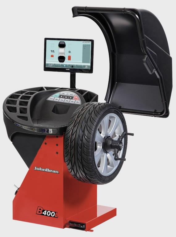 Elektroninės ratų balansavimo staklės B400L , John Bean
