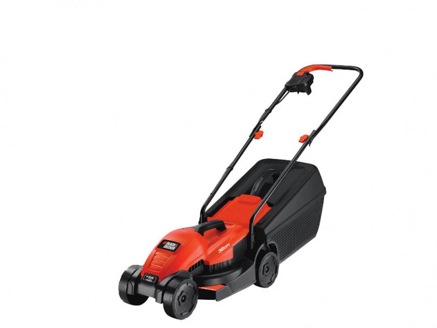 Electric lawn mower EMAX32 / 1200 W / 32 cm, Black&Decker