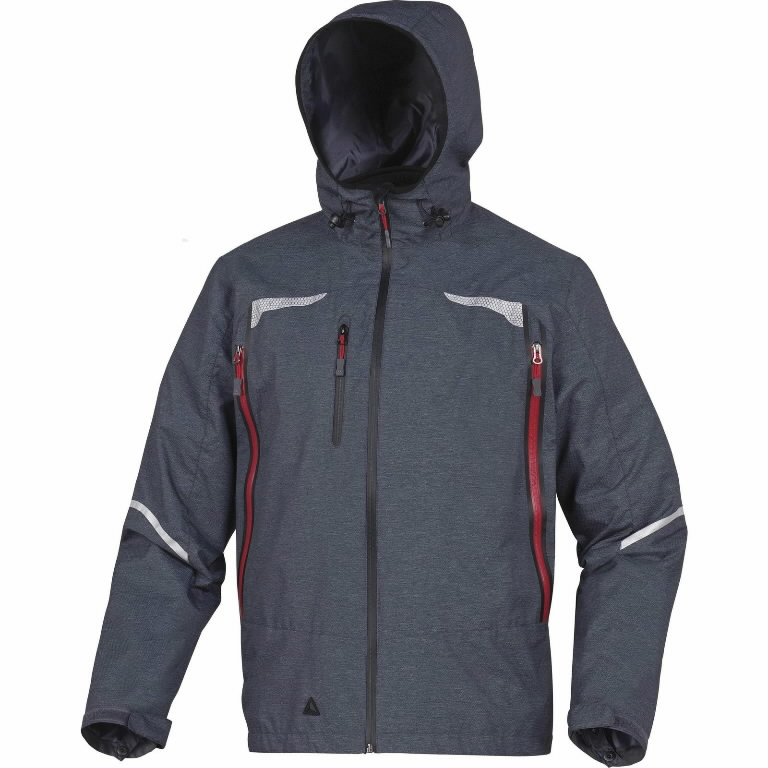 Autum-spring jacket with hood, Eole 3in1 3XL, Venitex