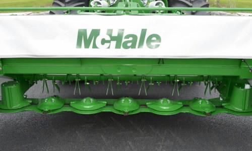Esiniiduk McHale ProGlide F3100, Mchale