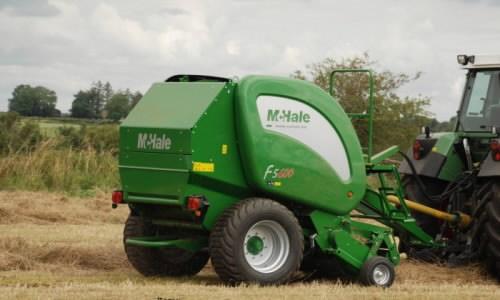 Rullipress McHale F5600, Mchale