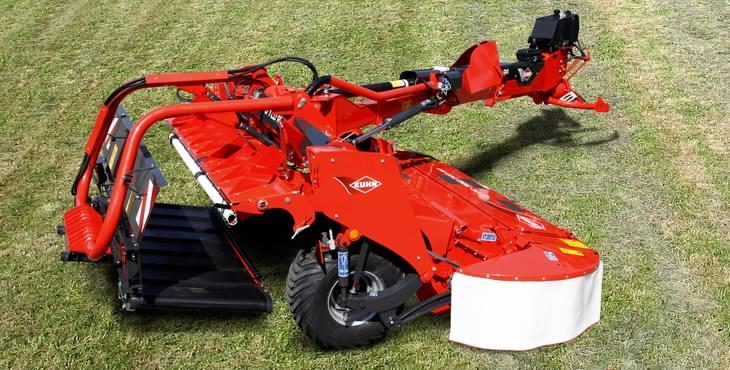 Rootorniiduk  FC 3160 TCD RA 1000, Kuhn