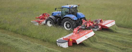 Rootorniiduk  FC 9530 D, Kuhn