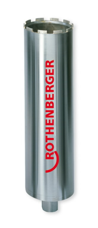 "Diamond drill bit 117x400mm R1/2"" SPEED STAR DX, Rothenberger"
