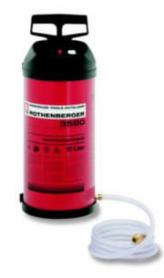 veepump -käsi mahuti 10L, Rothenberger
