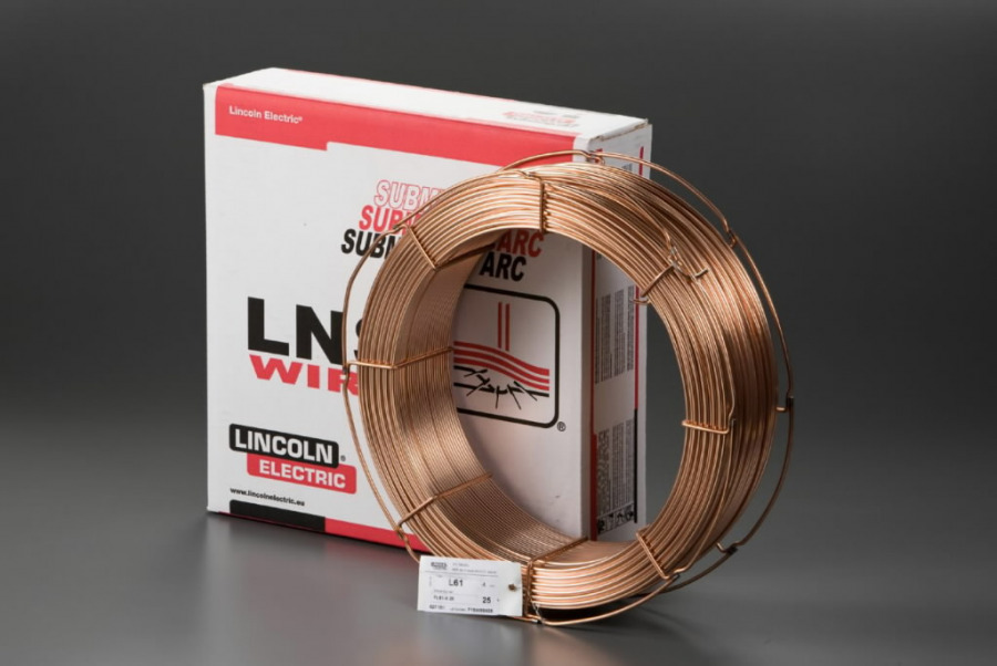 welding wire L61 2,0mm 25kg, Lincoln Electric