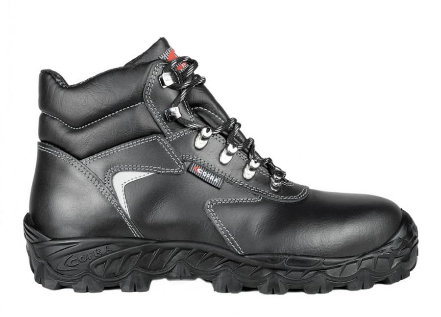 Apsauginiai batai  Wedlantic S3, juoda, 45, Cofra