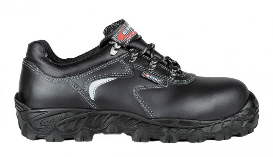 Apsauginiai batai  Orcaspian S3, juoda, 45, Cofra