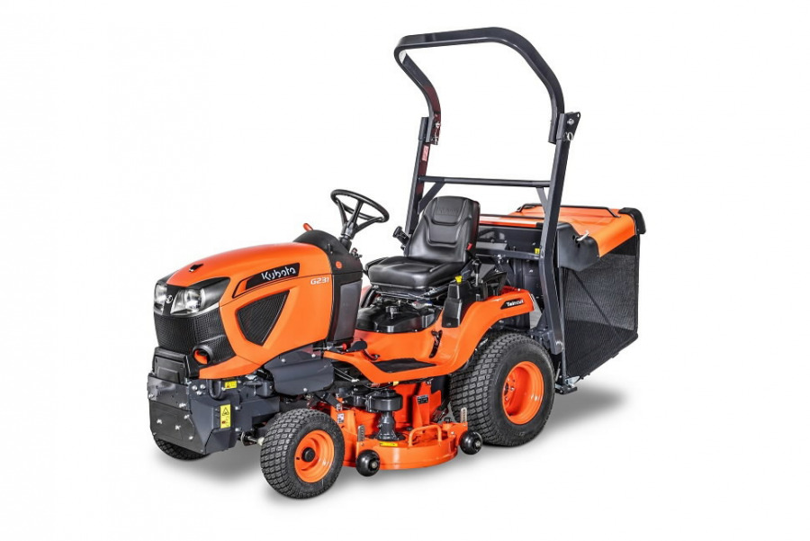 Ride On Mower  G231 HD, Kubota