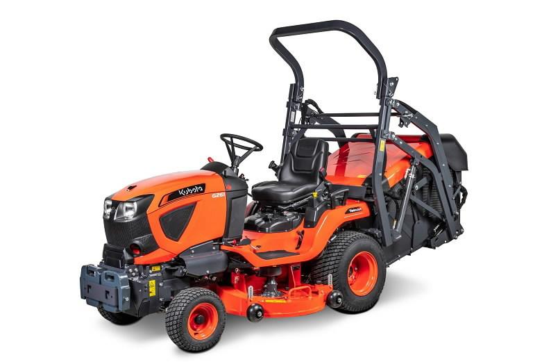 Mauriņa traktors Kubota G261 HD
