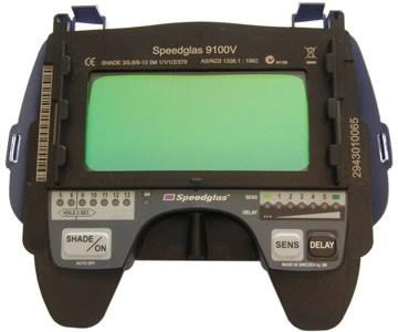 Isetumenev filter 9100V maskile DIN 5/8/9-13, Speedglas 3M
