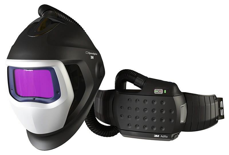 Keevitusmask 9100 Air 9100XX filter & Adflo ja kott 52000193913, Speedglas 3M