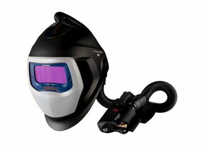 Keevitusmask 9100 Air + 9100X filter, Versaflo V-500E  V-5 52000195116, Speedglas 3M