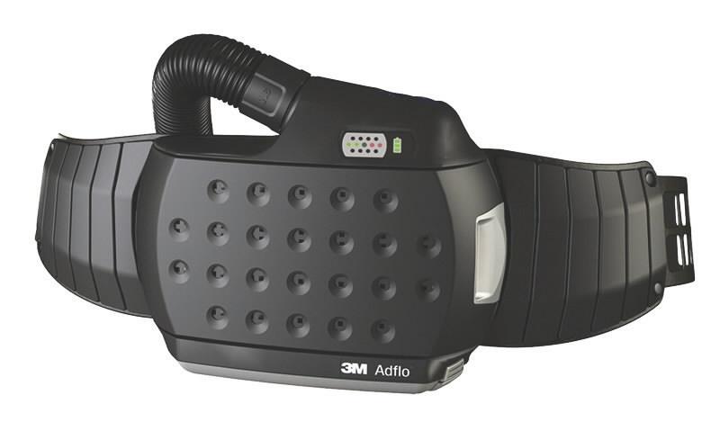 Adflo & QRS oro filtravimo sistema, Speedglas 3M